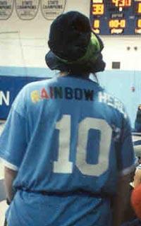 Rainbow Heron 1999