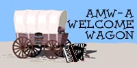 AMW-A Welcome Wagon; part of this image is copyrighted- DO NOT TAKE!